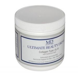 Collagen căn mịn làn da MD Ultimate Beauty Drink