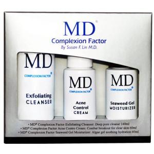 Bộ sản phẩm đặt trị mụn MD Acne Kit