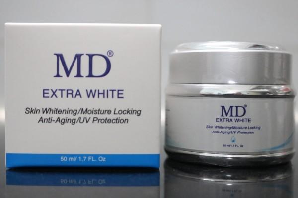 Kem Dưỡng trắng chống nắng MD Extra White